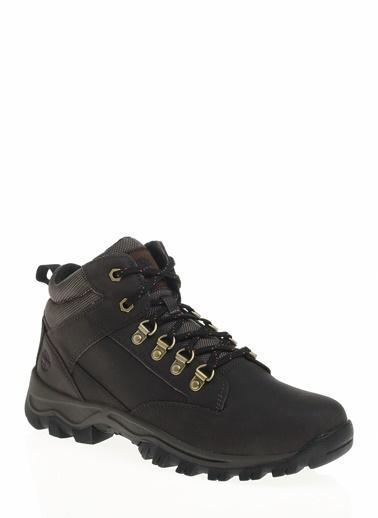 Timberland Timberland Keele Ridge Leather Hiker,Dark Brown Leather,36 Kahve